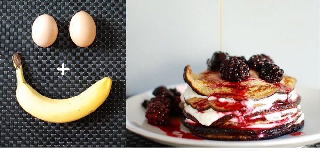 2-ingredient-pancakes