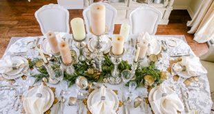 Hogyan távolítsuk el a karácsonyi asztalterítő foltjait