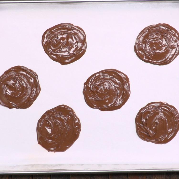 Nutella-Discs