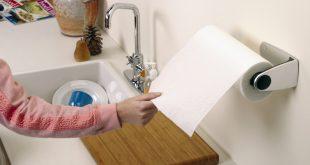 Trükkös ötletek, amire a papírtörlőt használhatod