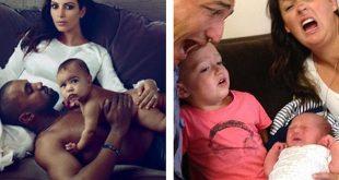 Könnyfakasztó különbség- celeb vs. valós anyák