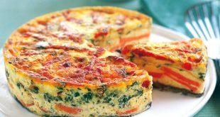 Zöldségtorta, ha valami könnyűre vágysz!