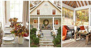 Öltöztesd otthonodat az ősz varázslatos színeibe