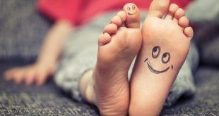 Fecsegnek rólad a lábujjaid?