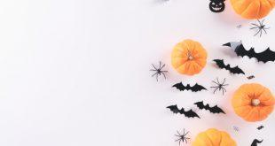Halloween-i saját készítésű nasik
