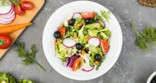 Nyári könnyű saláták – villámrecept